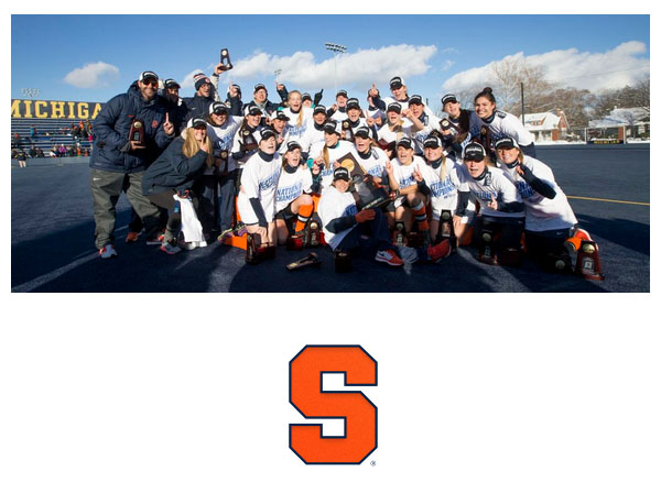 Syracuse National Champions 2015