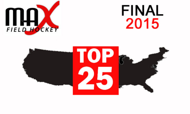 2015 Final National High School Rankings
