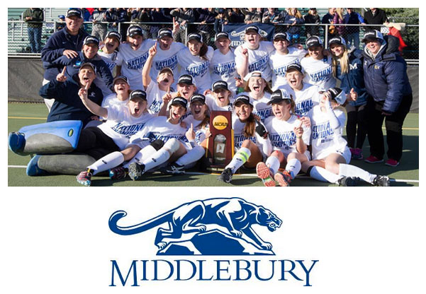 Middlebury 2015 National Champions