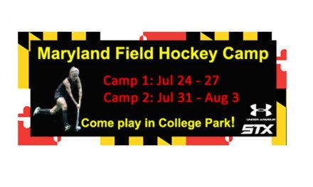 Maryland Field Hockey Camp