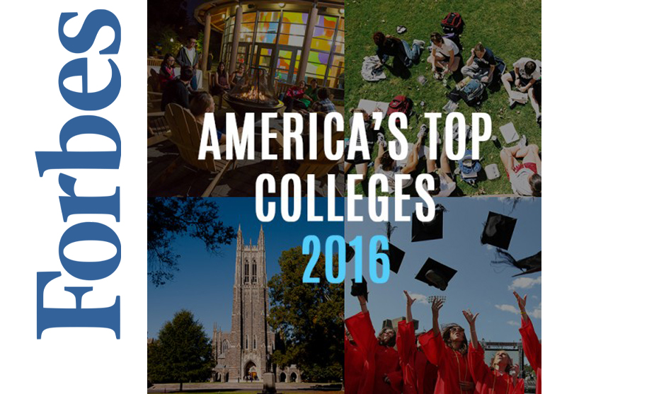 20 Field Hockey Colleges Make Forbes Top 25 Colleges of 2016 List
