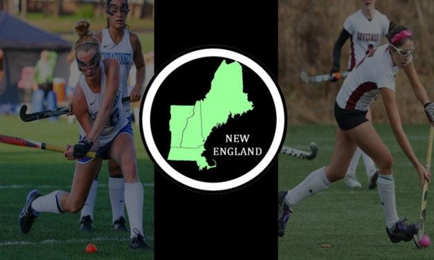 2016 High School All-New England Region Awards