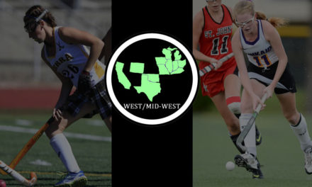 2016 High School All-West/Mid-West Region Awards