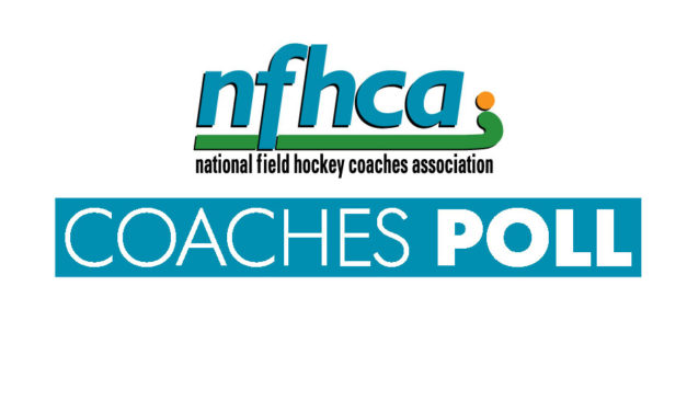 North Carolina Tops Penn Monto/NFHCA Division I Preseason Coaches Poll