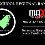 Week #8 Rankings – Mid-Atlantic Region