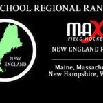 Week #8 Rankings – New England Region