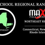 2016 Final: Northeast Region High School Rankings