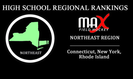 Week #8 Rankings – Northeast Region