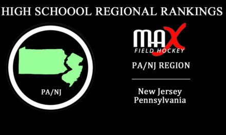 Week #5 Rankings – PA/NJ Region