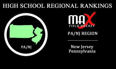WEEK #4: PA/NJ Region High School Rankings