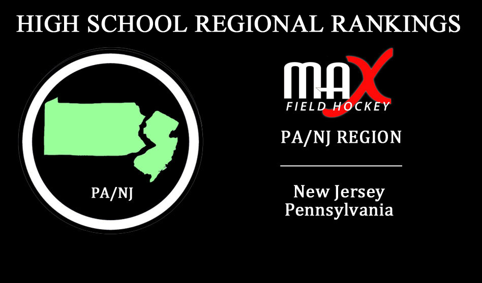 WEEK #8: PA/NJ Region High School Rankings