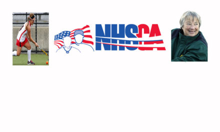 NHSCA Names Kennedy, Butz-Stavin FH Athlete & Coach of Year