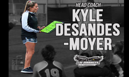 '13 UPenn Grad DeSandes-Moyer Named LIU Brooklyn Coach