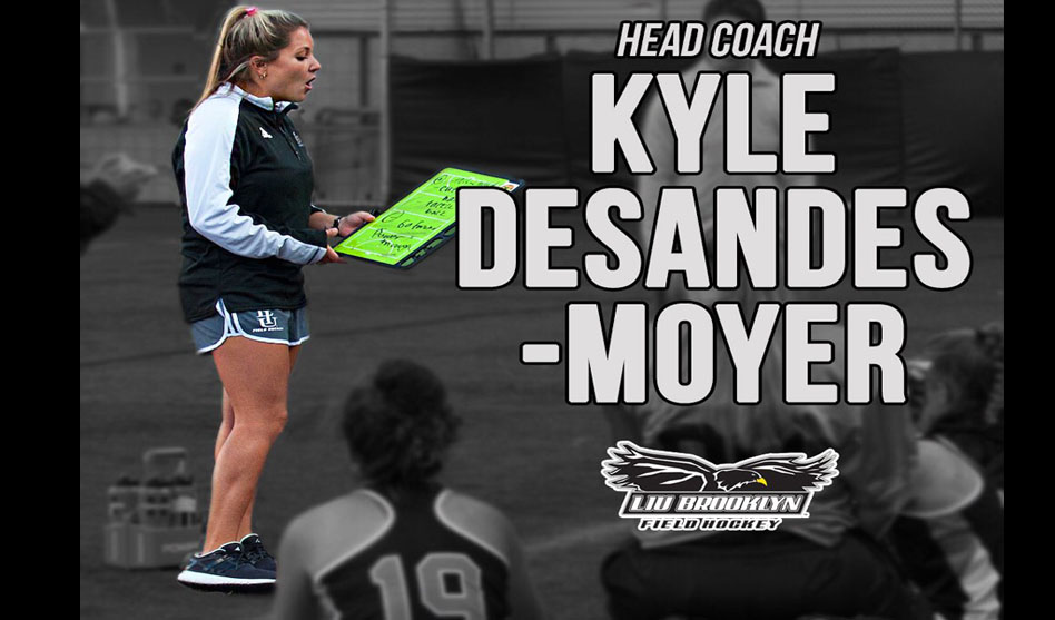 '13 UPenn Grad DeSandes-Moyer Named LIU Brooklyn Coach