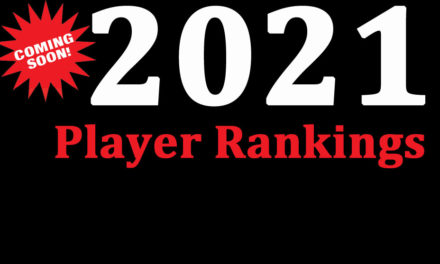 2021 Player Rankings – Info & Players Being Considered