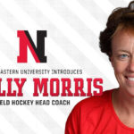 Shelly Morris Named Northeastern University Head Coach