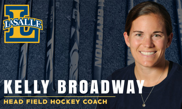 Kelly Broadway Named La Salle University Head Coach