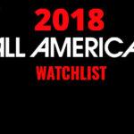 2018 High School All-American Watch List