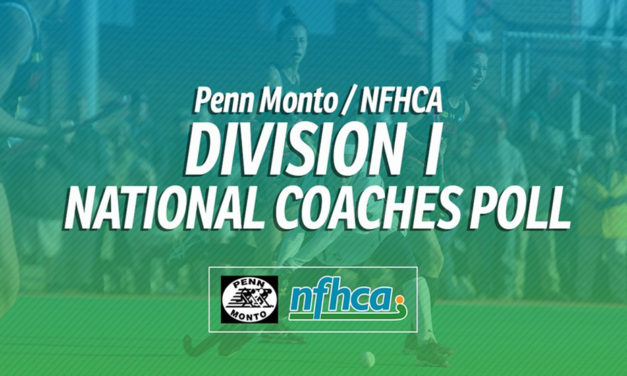 UConn tops Penn Monto/NFHCA Division I Preseason National Coaches Poll