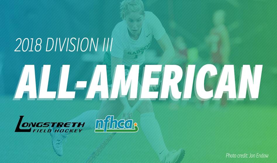 NFHCA announces 2018 Longstreth/NFHCA Division III All-American Teams