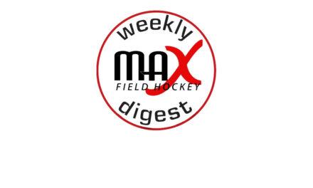MAX Field Hockey Weekly Digest (August 19, 2020)