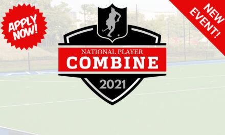 National Player Combine Applications Due Friday, February 12th