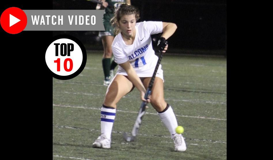 Get to know Lauren Hunter, Class of 2021 Top 10 Player
