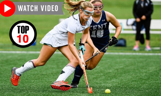Get to know Beth Yeager, Class of 2021 Top 10 Player