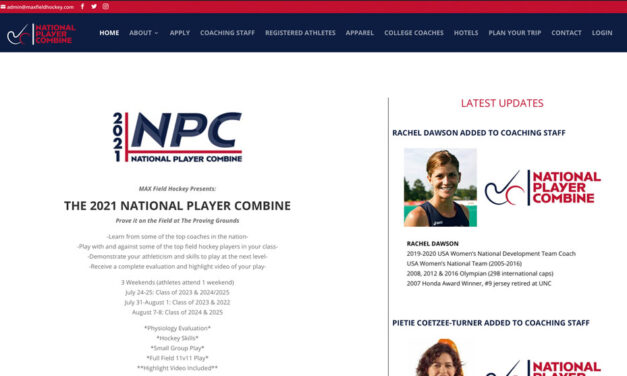 New NPC Website Launched, Updates, Physiology Assessments Announced